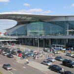 Переезд по аэропорту Шереметьево в Москве